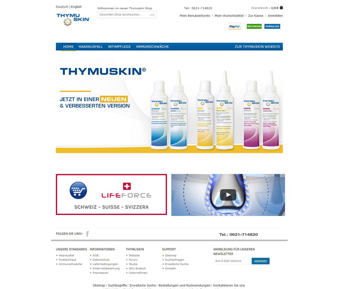 thymuskin.de Startseite vorheriger Zustand