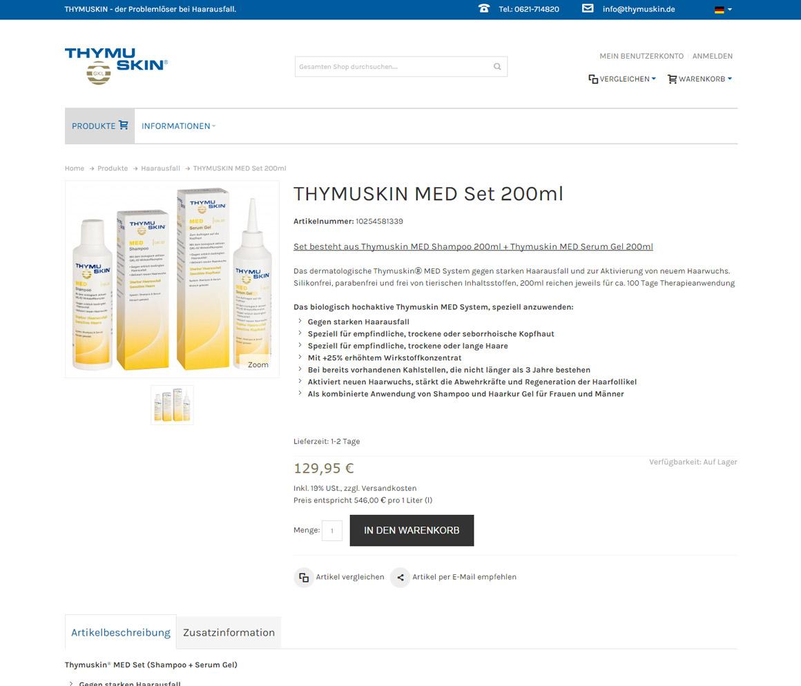 thymuskin.de Produktdetail