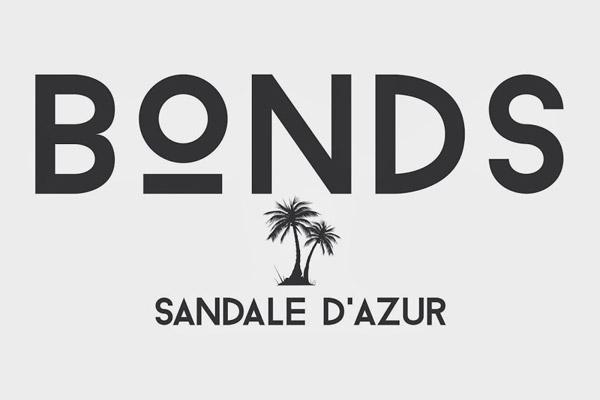 BºNDS – Sandale de luxe