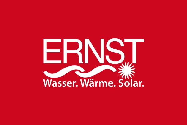 Responsive Webdesign für Ernst Gebäudetechnik