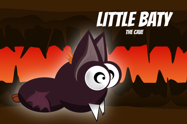 Little Baty: The Cave – Mobile Game
