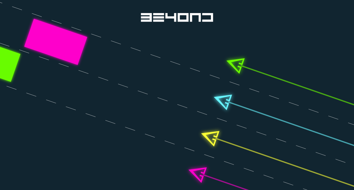 Beyond - iOS mobile Game
