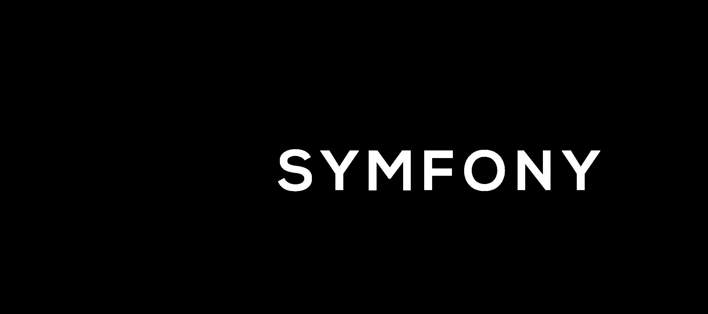 symfony Dienstleistungen